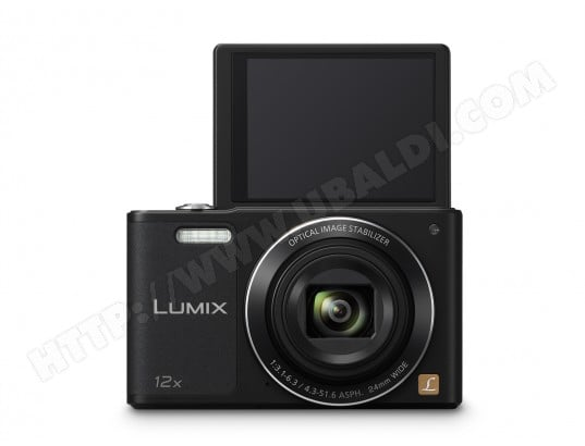 Appareil photo numérique compact PANASONIC Lumix DMC-SZ10 noir
