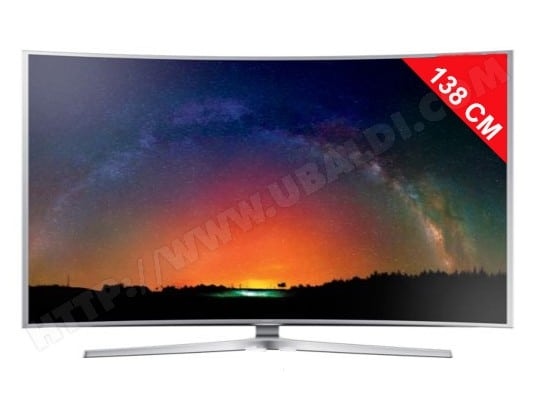 samsung ue55js9000 tv led 4k incurv 3d 138 cm livraison gratuite. Black Bedroom Furniture Sets. Home Design Ideas