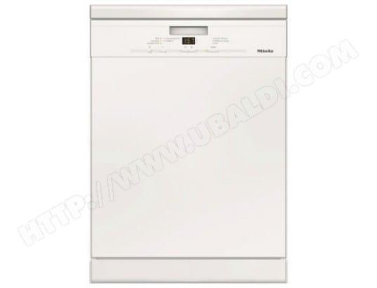 Lave vaisselle 60 cm MIELE G4922SC