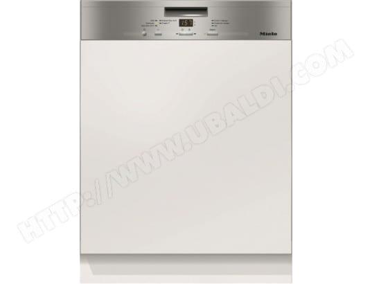 Lave vaisselle integrable 60 cm MIELE G4922SCIIN