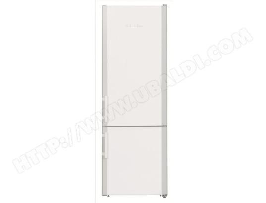 Réfrigérateur congélateur bas LIEBHERR CU2811