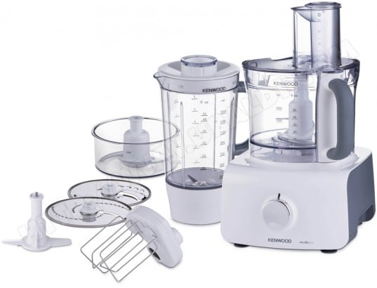 Robot culinaire KENWOOD FDP623WH Multipro Home