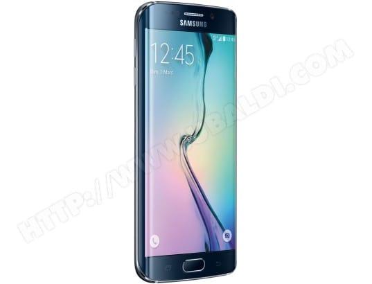 Smartphone SAMSUNG Galaxy S6 Edge 32Go noir