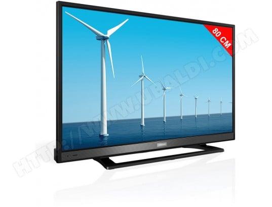grundig 32vle5500bg tv led 80 cm livraison gratuite. Black Bedroom Furniture Sets. Home Design Ideas