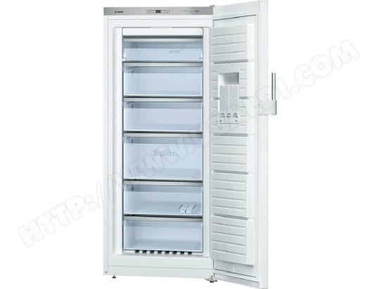 Congélateur armoire BOSCH GSN51AW31