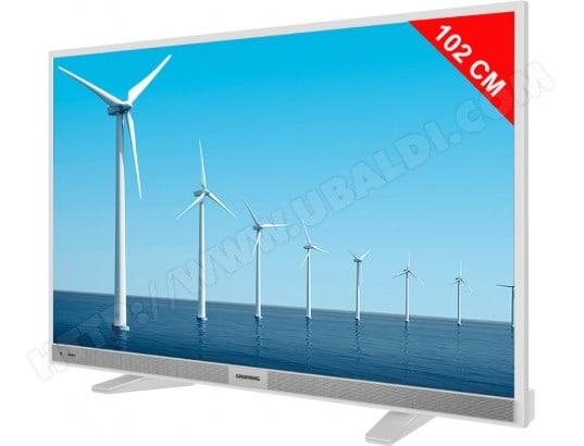 TV LED Full HD 102 cm GRUNDIG 40VLE5520WG