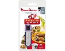 Accessoire mijoteur MOULINEX XA600111 Clé USB 25 recettes du Monde