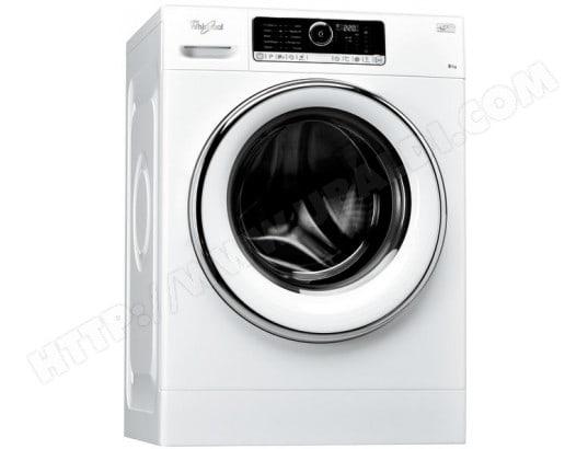 whirlpool fscr80421 pas cher lave linge frontal whirlpool livraison gratuite. Black Bedroom Furniture Sets. Home Design Ideas