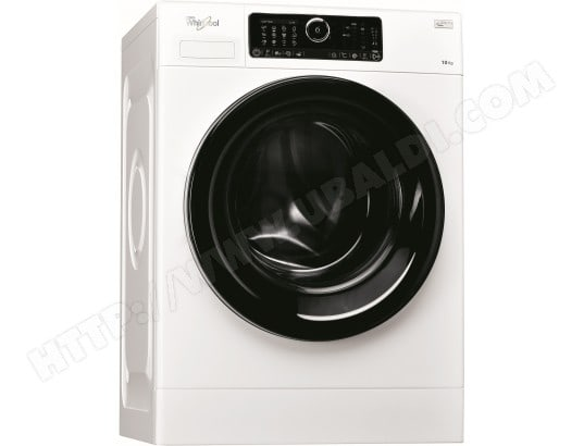 Lave linge Frontal WHIRLPOOL FSCR10433