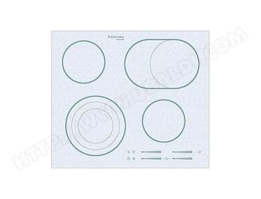 Electrolux Ahs60210w Plaque Vitroceramique Pas Cher