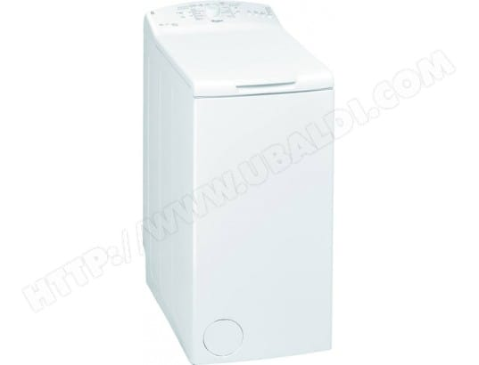 Lave linge Top WHIRLPOOL AWE6221