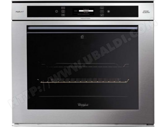 Four encastrable induction WHIRLPOOL AKZM8920GK