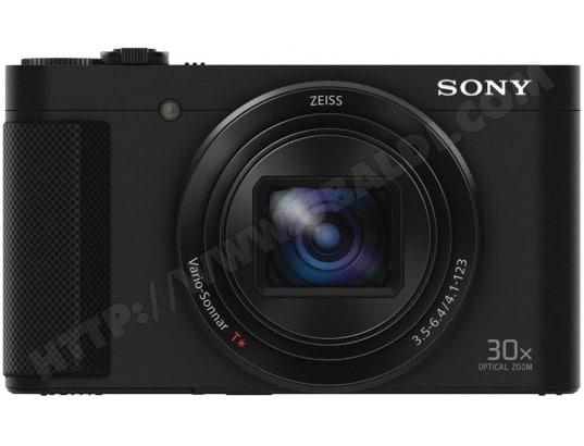 Appareil photo numérique compact SONY CyberShot DSC-HX90B noir