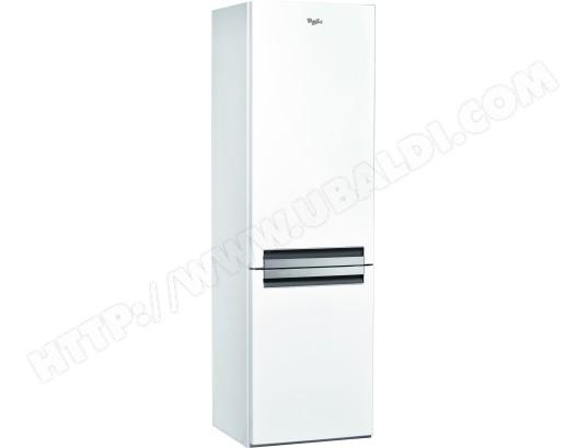 Réfrigérateur combiné WHIRLPOOL BLFV8121W