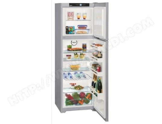 Réfrigérateur congélateur haut LIEBHERR CTSL3306-22