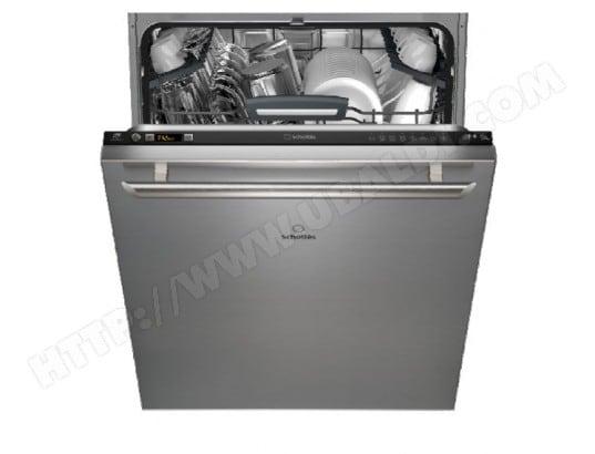 Lave vaisselle tout integrable 60 cm SCHOLTES LTEM812L