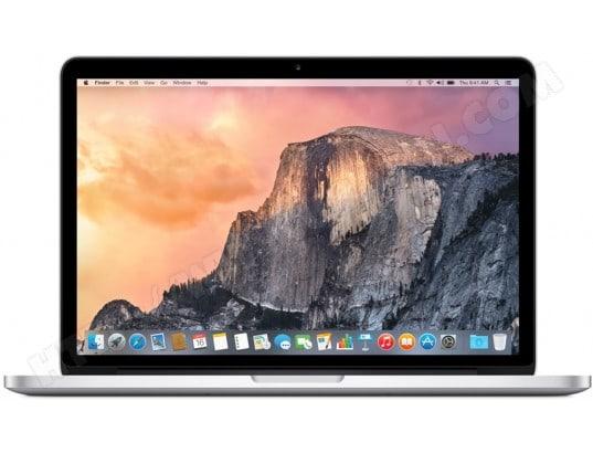 MacBook Pro Retina APPLE MacBook Pro avec écran rétina i7 2.2 GHz 256 Go