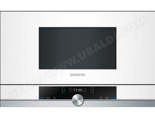 siemens bf634lgw1 pas cher micro ondes encastrable siemens livraison gratuite. Black Bedroom Furniture Sets. Home Design Ideas