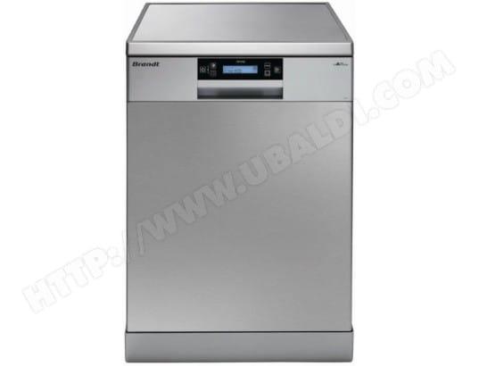 Lave vaisselle 60 cm BRANDT DFH14104X