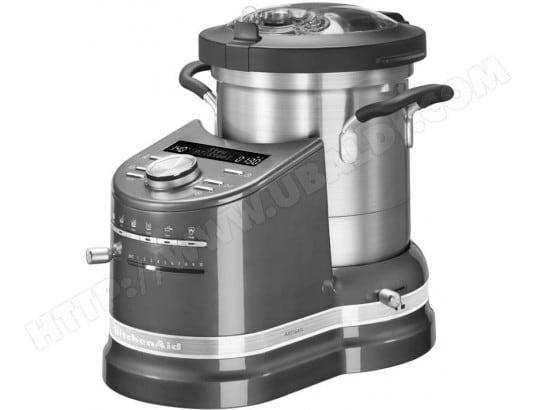 kitchenaid 5kcf0103ems5 cook processor pas cher robot cuiseur livraison gratuite. Black Bedroom Furniture Sets. Home Design Ideas