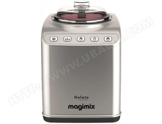 Sorbetière MAGIMIX 11680 Gelato Expert