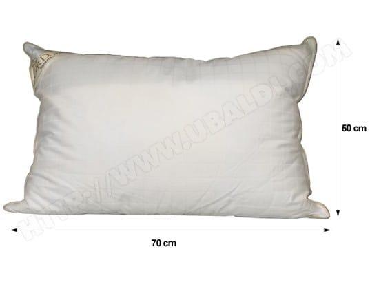 oreiller 70 x 50 Oreiller rectangle LESTRA Microduv 70x50 Pas Cher | UBALDI.com oreiller 70 x 50