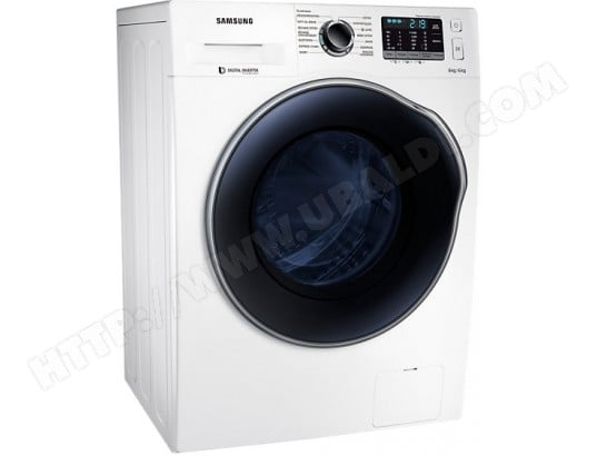 samsung wd80j5430aw pas cher lave linge sechant frontal samsung livraison gratuite. Black Bedroom Furniture Sets. Home Design Ideas