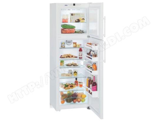 Réfrigérateur congélateur haut LIEBHERR CTN3223-21