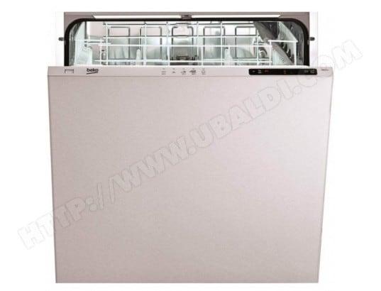 avis lave vaisselle tout integrable 60 cm beko pdin15310 test critique et note. Black Bedroom Furniture Sets. Home Design Ideas