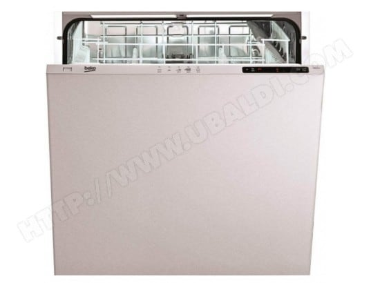 Lave vaisselle tout integrable 60 cm BEKO PDIN28320