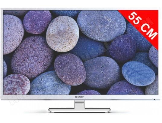 TV LED Full HD 55 cm SHARP LC-22CFE4000EW