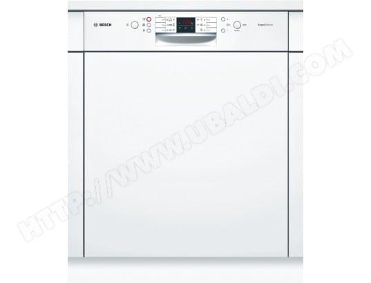 Lave vaisselle integrable 60 cm BOSCH SMI63N12EU