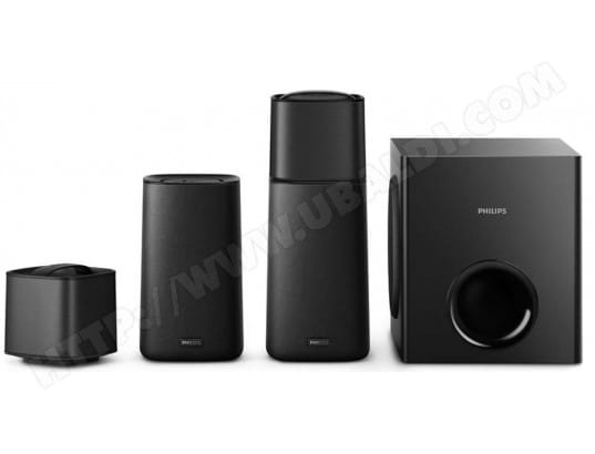 Pack d'enceintes Home Cinema PHILIPS CSS5235Y/12
