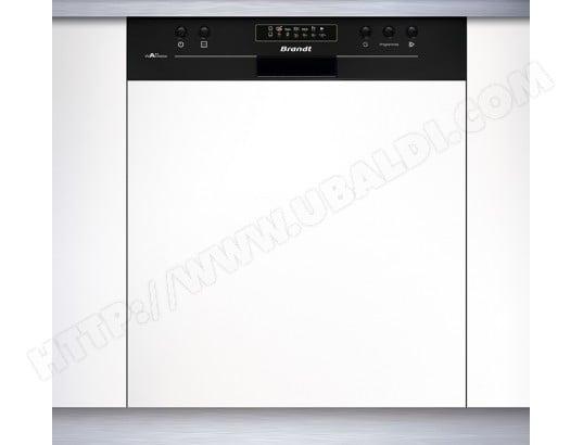 Lave vaisselle integrable 60 cm BRANDT VH1505B
