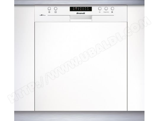 brandt vh1505w lave vaisselle integrable 60 cm brandt livraison gratuite. Black Bedroom Furniture Sets. Home Design Ideas
