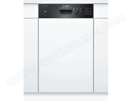 Lave vaisselle integrable 45 cm BOSCH SPI50E96EU