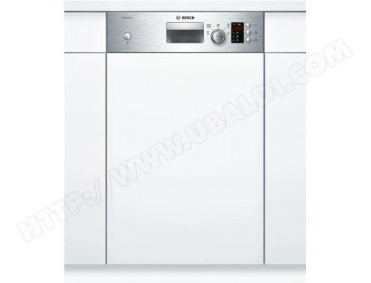 Lave vaisselle integrable 45 cm BOSCH SPI50E95EU