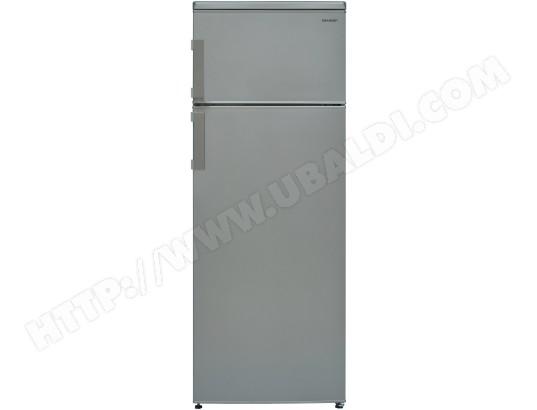 Réfrigérateur congélateur haut SHARP SJT1227MOS