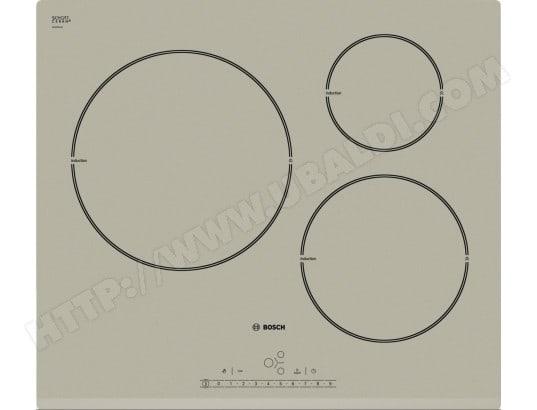 Plaque induction BOSCH PIL633F18E