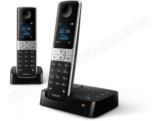 Téléphone sans fil PHILIPS D6352B/FR