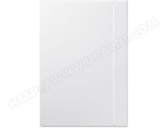 Etui tablette SAMSUNG Book Cover blanc pour Tab A