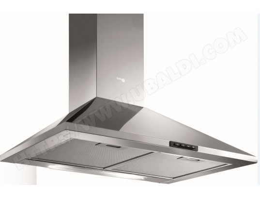 Hotte decorative murale TURBOAIR CERTOSA IX/A/60/PB