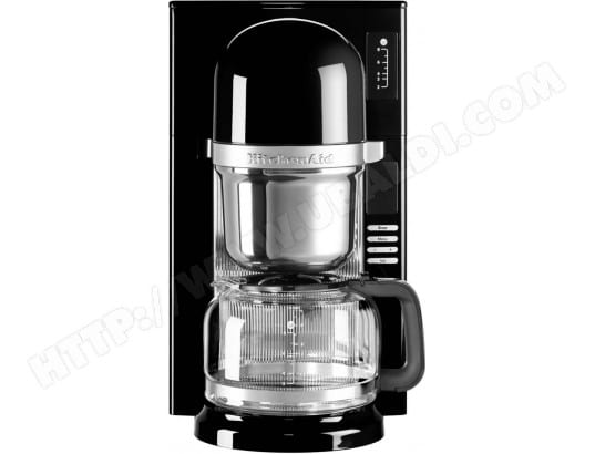 Cafetière KITCHENAID 5KCM0802eoB Noir Onyx