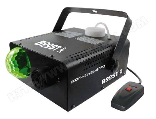 Machine à fumée BOOST BOOST-FOG500-ASTRO