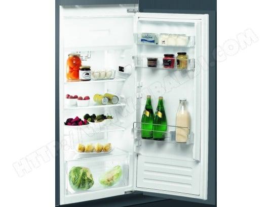 Réfrigérateur encastrable 1 porte WHIRLPOOL ARG763A+