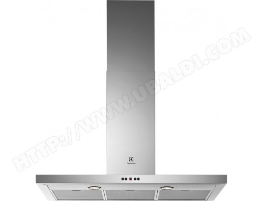 Hotte decorative murale ELECTROLUX EFB90981OX