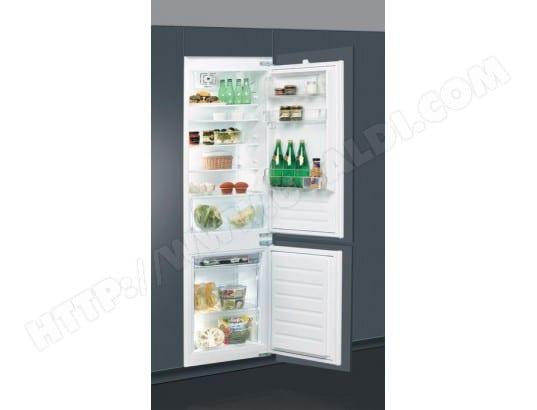 Réfrigérateur congélateur encastrable WHIRLPOOL ART6514/A+