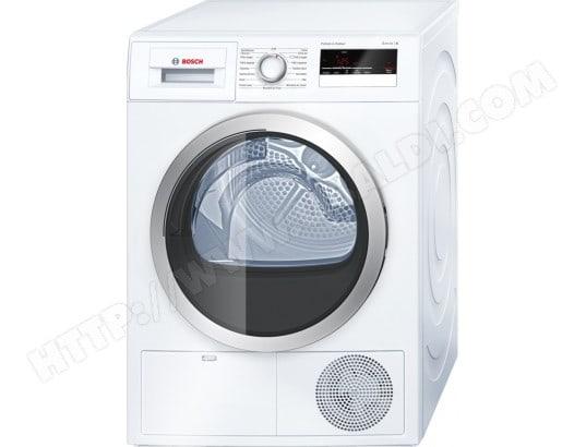 bosch wth85290ff pas cher s che linge condensation bosch livraison gratuite. Black Bedroom Furniture Sets. Home Design Ideas