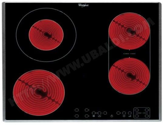 whirlpool akt8700ix plaque vitroceramique pas cher. Black Bedroom Furniture Sets. Home Design Ideas
