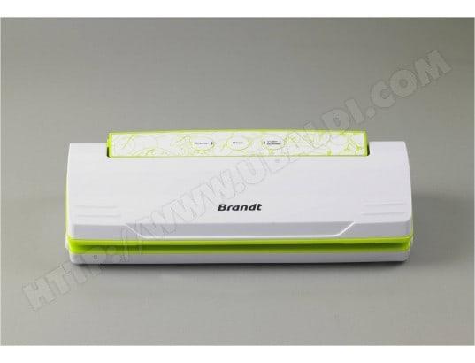 Emballeuse sous vide BRANDT SOU110V